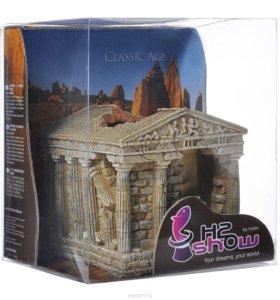Декорация для аквариума H2SHOW Греческий храм
