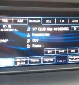 Магнитола Mazda CX-5 12-15г