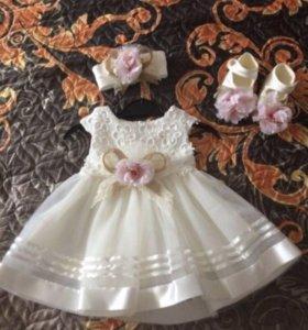 Новый комплект для маленькой принцессы!!!