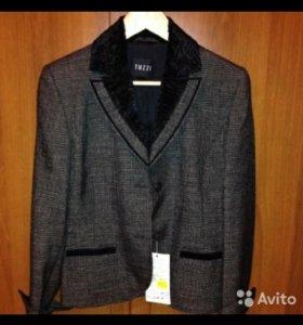 Жакет пиджак новый от tuzzi
