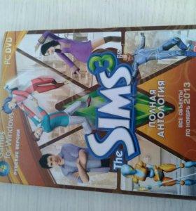 """Игра на ПК """"SIMS 3"""" симулятор семьи"""