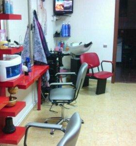 Сдам рабочее место парикмахера
