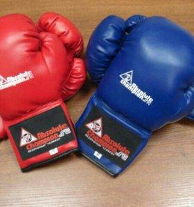 Перчатки боксерские 4 унции