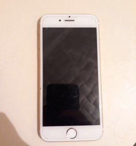 iPhone 6 , 64 gb , gold
