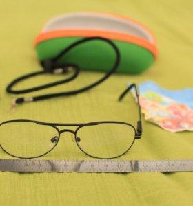 очки детские мальчиковые
