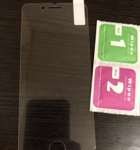 Защитное стекло iPhone 7, 8