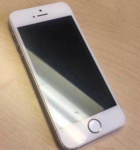 обменяю IPhone 5s 16 гб