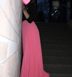 Очень красивая плиссированная юбка