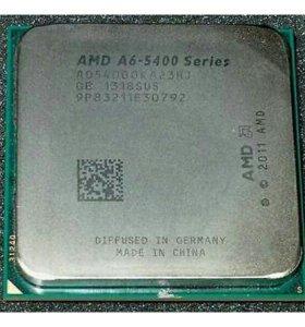 Процессор AMD A6 5400K