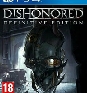 Игра для PS4 DISHONORED