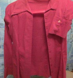 Рубашка для будущей мамы.