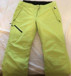 Новые горнолыжные женские штаны