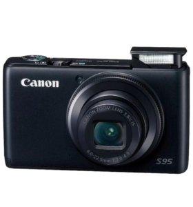 Продам canon powershot s95