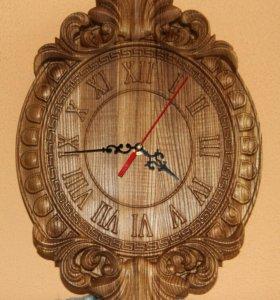 """Часы настенные """"Царские""""."""