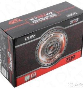 Блок питания Zalman LX 700W (ZM700-LX) 80+