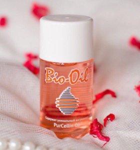 Косметическое масло Bio Oil от растяжек