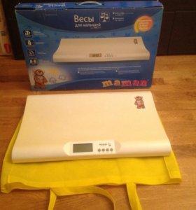 Весы для малышей