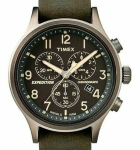 Новые часы Timex Expedition