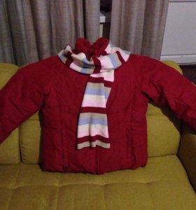 Пуховик куртка зимняя Esprit