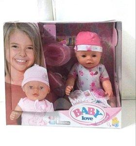 Кукла ПУПС 8/1--BABY LOVE