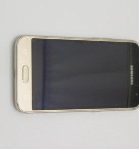 Samsung SM-J120F на запчасти