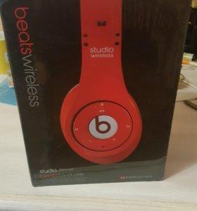 Наушники Beats by Dr Dre studio wireless