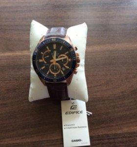 Новые мужские часы CASIO EFR-552GL-2AVUEF EU 👍