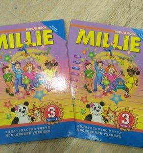 Millie 3 класс английский язык