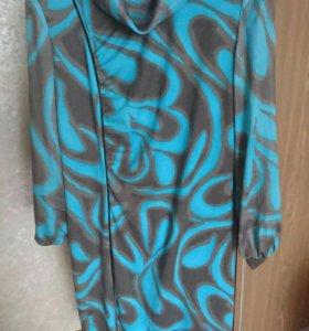 Платье р48-50
