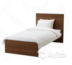 Кровать одноместная для гостиницы