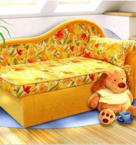Детская кровать диван новый
