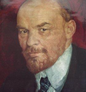 Книга. В. И.Ленин живопись скульптура графика