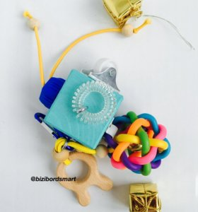 Бизикубик /развивающая игрушка/бизиборд