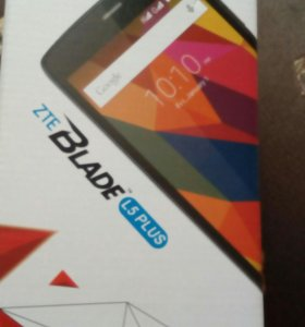 Телефон ZTE blade L 5 plus