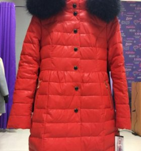 Куртка зимняя(новая)