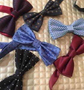 Бабочки , галстуки