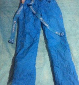 Штаны для занятия горными лыжами