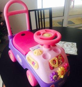 Машинка для девочки Disney