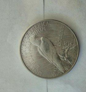 Morgan dollars 1922