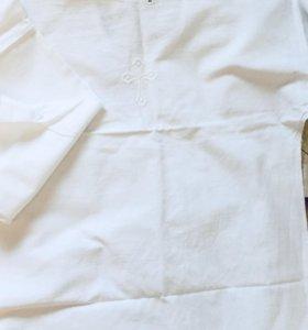 Новые крестильные рубашки