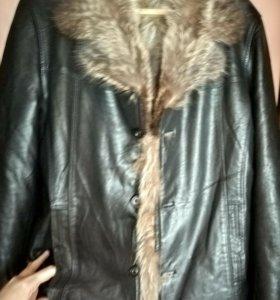 Зимняя куртка мужская, для работы
