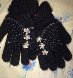 Перчатки + носки