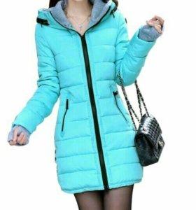 Новая Куртка пальто р.44