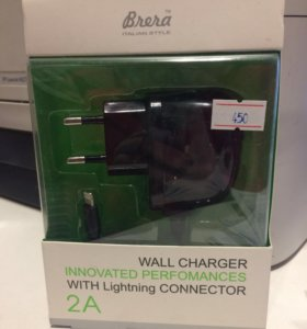 Сетевое зарядное устройство Brera