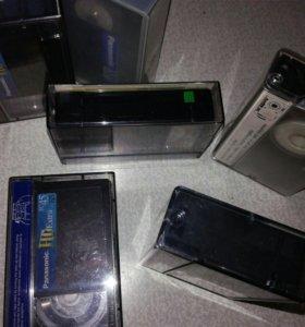 Видеокассета VHS C