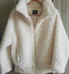 Полушубок-куртка из искусственного меха.Торг.Обмен