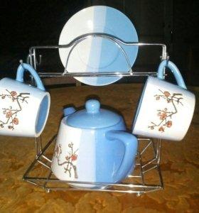 Чайно—кофейный сервиз