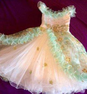 Продам шикарное платье, можно на прокат