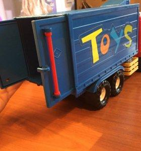 Игрушка грузовик
