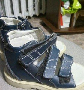 Ортопедическая детская обувь.
